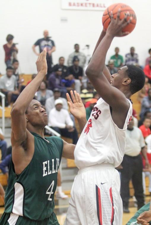 Harker Heights vs Ellison Boys Basketball