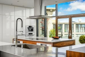 Kitchen trends: Check out modern features found in hot kitchens