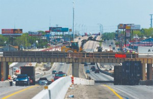 Federal stimulus may fund expansion of I-35, U.S. 190 bypass