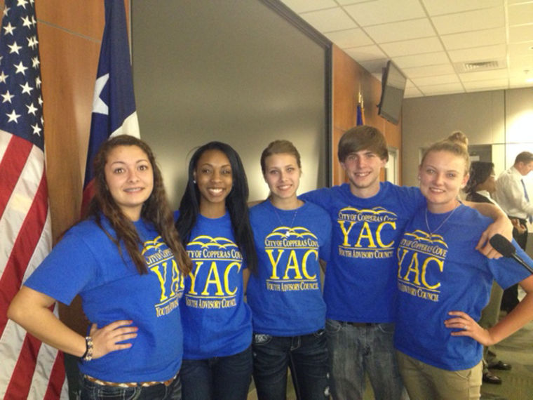 CCHS Youth Activity Council