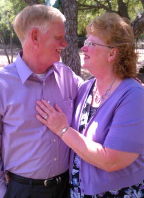 Gary and Mina Dyess