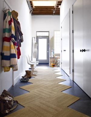 Break away from bland, overlooked hallways