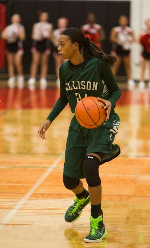 Ellison's Madison Hattix-Covington