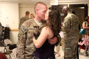36th Engineer Brigade homecoming