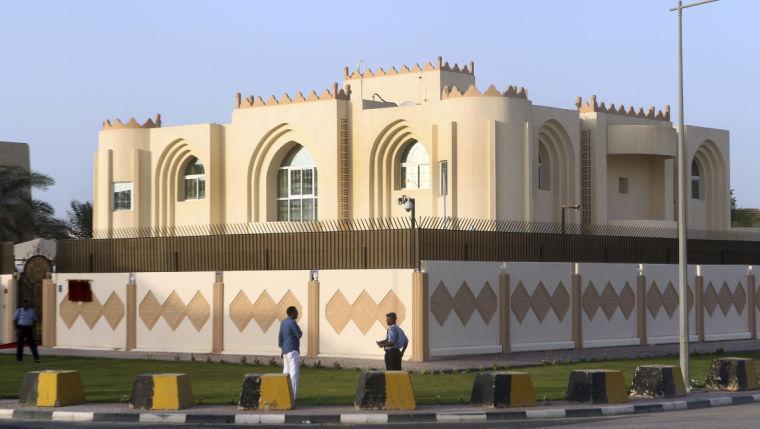 Taliban office in Qatar