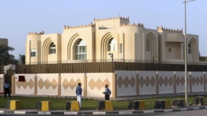 Taliban office in Qatar
