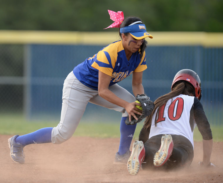 Harker Heights at Copperas Cove Softball