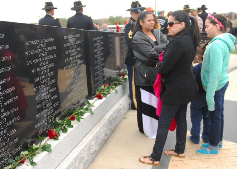 Lancer Battalion remembers Siege of Sadr City