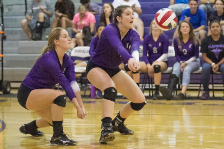 VOLLEYBALL: Lady Buffs fall at home to 15th-ranked Blanco