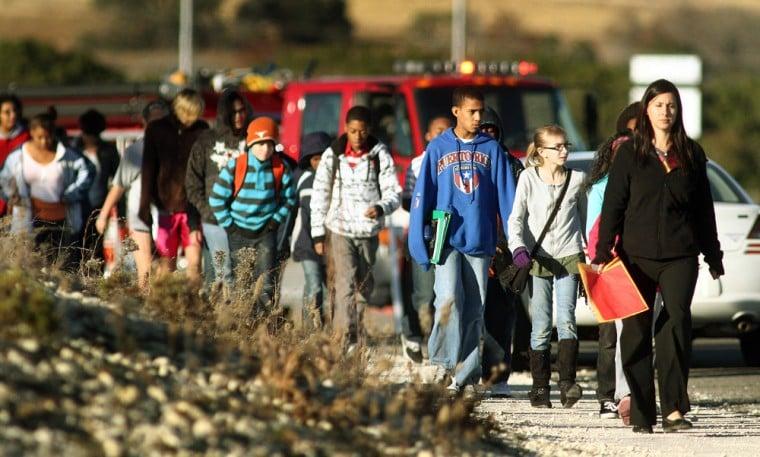 Bomb Threat at S.C. Lee Jr. High School