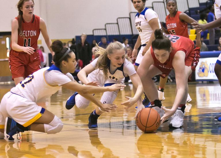 BASKETBALL: Lady Tigers pass early road test at Cove in 8-6A debut