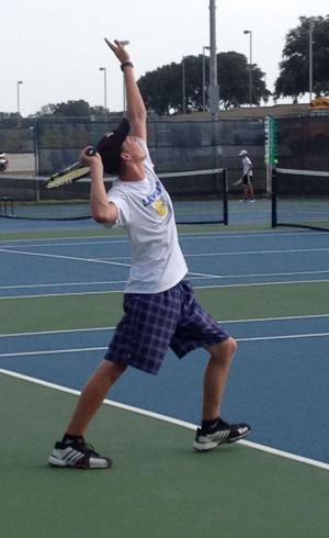 Lampasas vs. East View Tennis