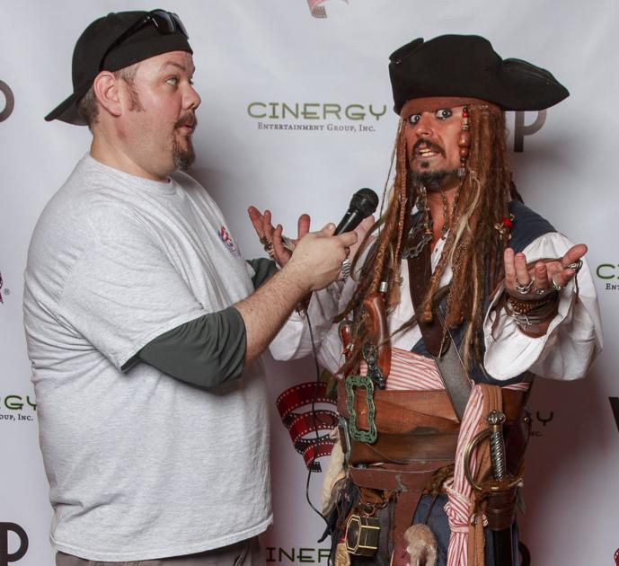 Cove Movie Theater Throws Entertainment Bash Pirate Included