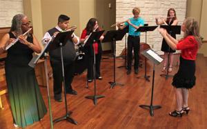 UMHB Flute Choir