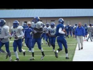 Copperas Cove Playoff Practice