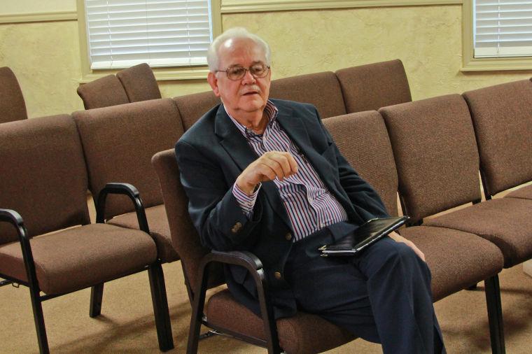 Rev John Abbey (8)