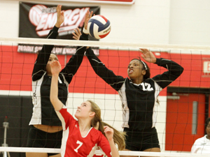 Lady Knights hold off Belton in finale