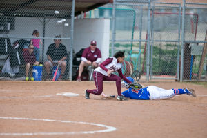 Midway hurler impresses Lady Roos in 2-hit shutout