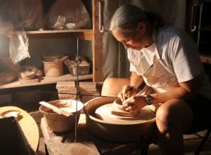 Year in Photos - Pottery Maker