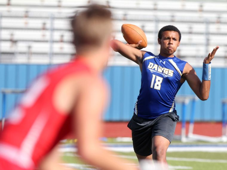 Copperas Cove and Belton 7 on 7 Football