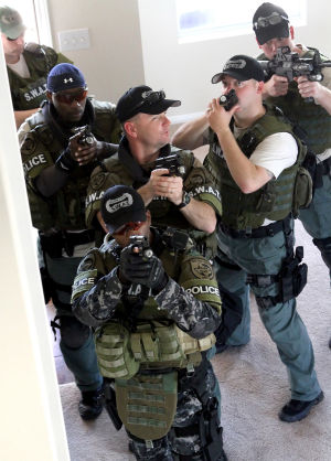 KPD S.W.A.T. Training