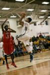 God's Academy vs. Shoemaker-Boys Basketball 11-17-2014