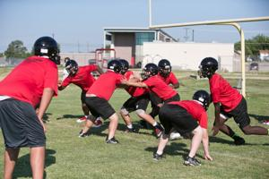 Harker Heights football