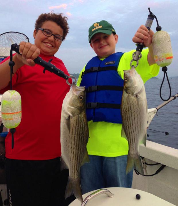 The killeen daily herald outdoor sports for Lake belton fishing report