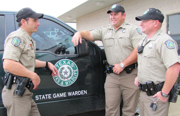 Game Warden Trio Patrols Bell County News Kdhnews Com