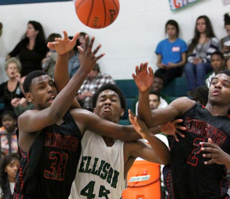 Heights Downs Ellison in 8-5A Showdown