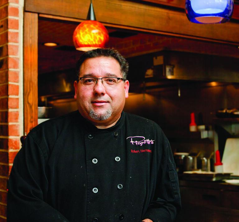 Pignetti's creates Mediterranean fusion cuisine