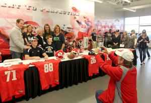 Belton National Signing Day
