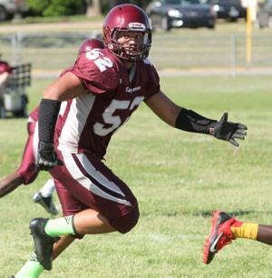 Killeen High School Spring Football Practice