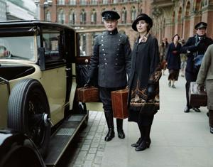 Get preview of 'Downton Abbey' season 5 tonight