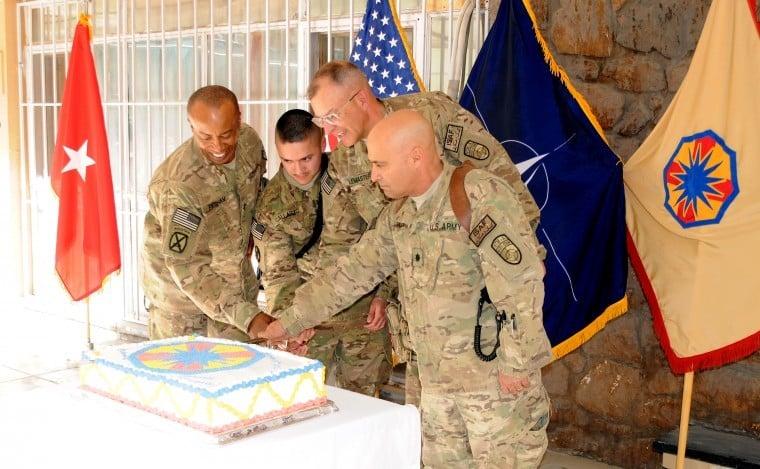 13th Sustainment celebrates 47th birthday