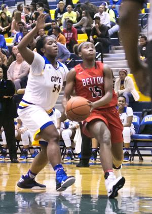 Belton at Copperas Cove Girls Basketball
