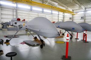 1st Air Cav UAS units transition into new hangar