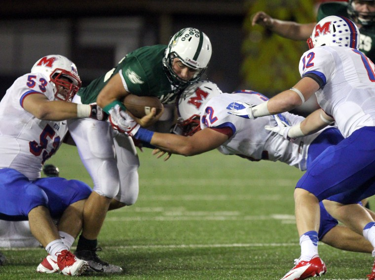 Ellison vs. Waco Midway Football