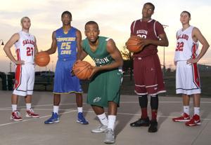 KDH All-Area Boys Basketball Team