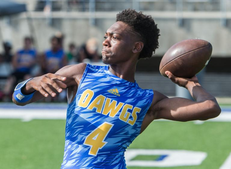 Dawgs see state 7-on-7 as fruitful experience
