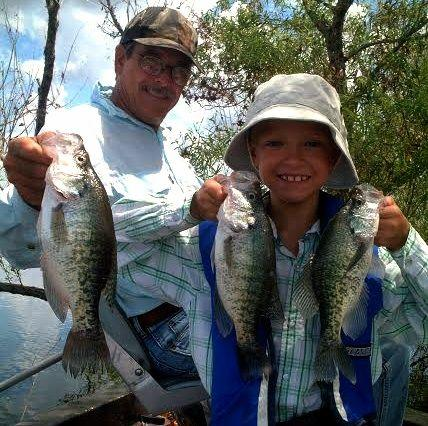 Granger lake central texas best bet for crappie for Crappie fishing in texas