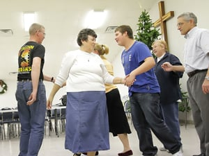 Club keeps square dancing tradition alive