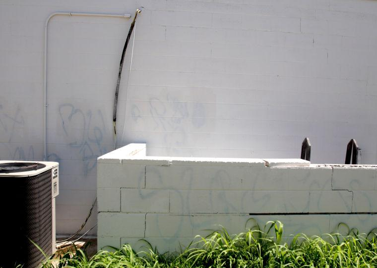 Graffiti in Copperas Cove