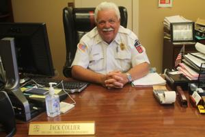 Heights fire chief