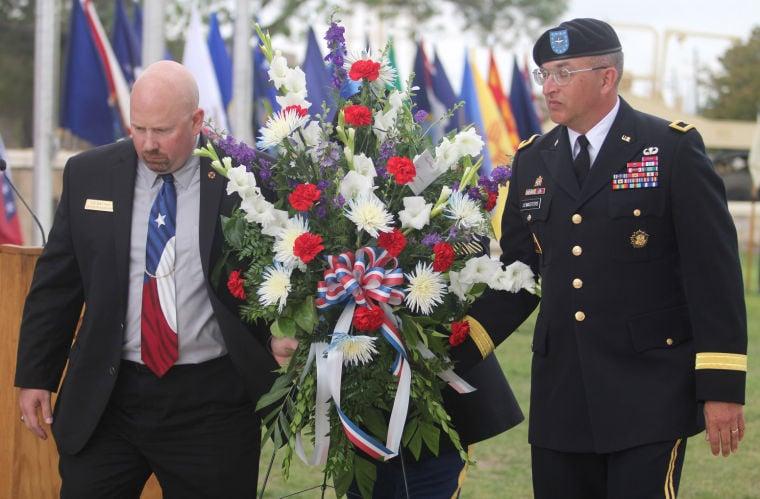 13th Sustainment Command Memorial Rededication Ceremony