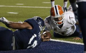 UTEP's Jameill Showers