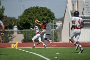NB Canyon at Harker Heights Scrimmage