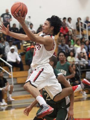 Harker Heights vs Ellison Boy's Basketball
