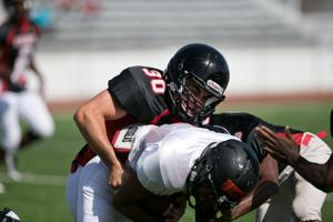Harker Heights vs. NB Canyon Scrimmage
