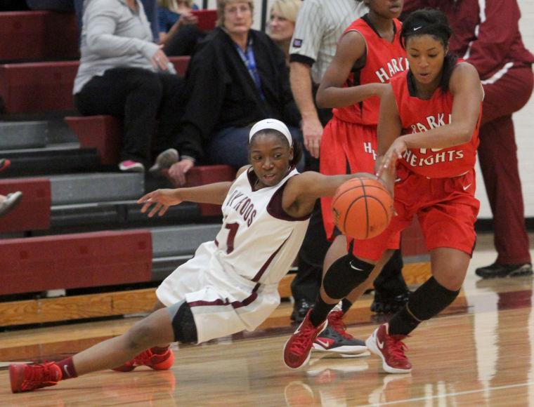 Harker Heights vs Killeen Girls Basketball